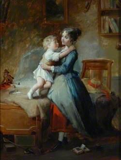 Le lever de l'enfant