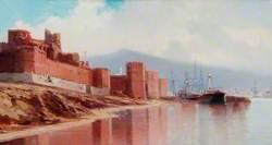 Vue de Trebizonde, Tierquie