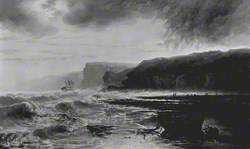 Scarborough Cliffs, North Yorkshire