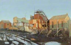 Whitworth Park Colliery, Spennymoor, County Durham