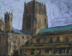 Durham Cathedral Looking Southeast