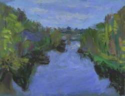 View from Prebends Bridge with Cobalt 2