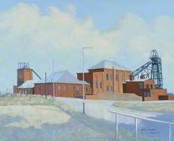 Usworth Colliery, County Durham