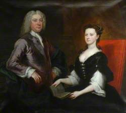 Crozier Surtees and His Wife, Jane