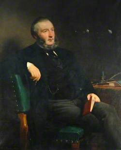 Edmund Backhouse (1824–1906), MP for Darlington (1868–1880)