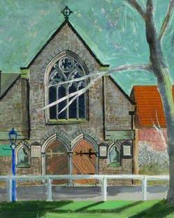 Cockerton Chapel, County Durham