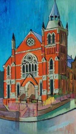 Victoria Road Methodist Church, Darlington, County Durham