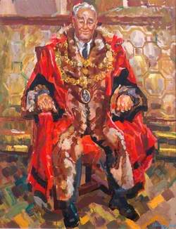 Alderman Robert Henry Loraine, JP, Mayor of Darlington (1961–1962)