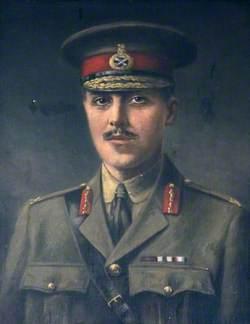 Brigadier General R. B. Bradford (1892–1917), VC, MC, Durham Light Infantry