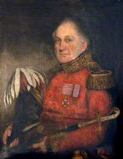 General Charles Nicol, CB, Colonel 68th Foot (1844–1850)
