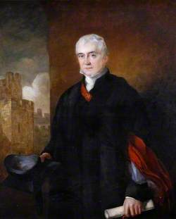 Archdeacon Charles Thorp (1783–1862), DD