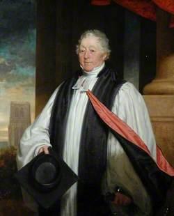 John Savile Ogle (1767–1853), DD