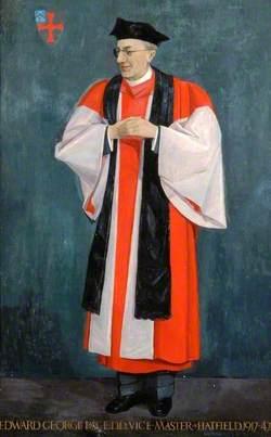 Edward George Pace (1882–1953), JP, MA, DD