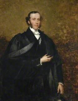 The Reverend David Melville (b.1813), DD