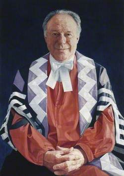 John C. F. Hayward (b.1941), OBE