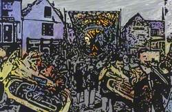 Durham Miners' Gala