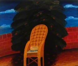 Chair with Hat, Île de Ré