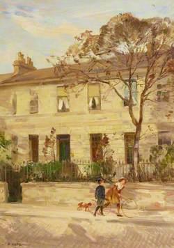 No. 8 Howard Place, Edinburgh, 1914