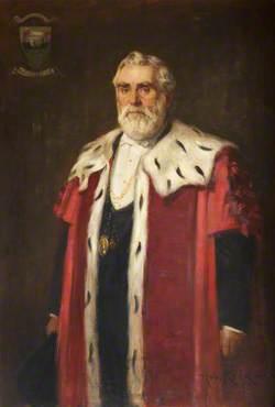 Thomas Aitken (1832–1912), Provost of Leith (1887–1893)