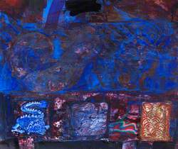 Blue Dragon Altar