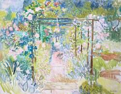 Garden at Broomhill