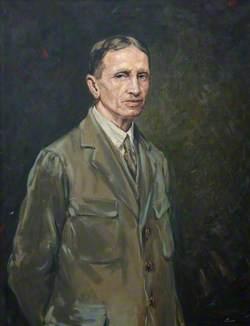 Professor Edward Stebbing (1870–1960)