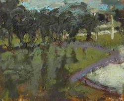 Small Inverleith Park I