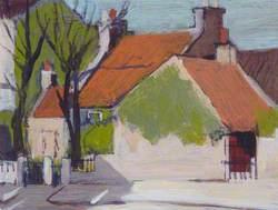 Corstorphine Past/Present 1: 'Ferrybank', St John's Road
