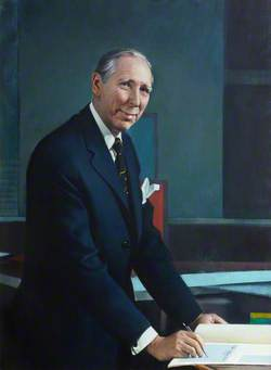 George Murray Burnett (1921–1980)