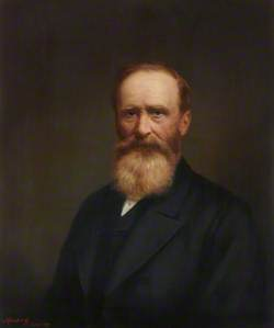 Alexander White (1851–1901), Session Clerk