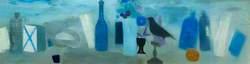 Still Life – Blue Horizontal