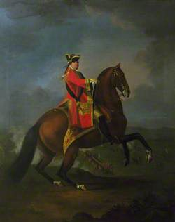 General HRH Prince William Augustus (1721–1765), Duke of Cumberland