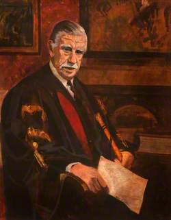 Sir John Halliday Croom