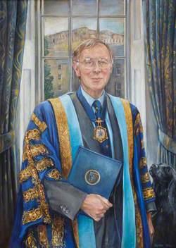 Professor Patrick Stewart Boulter (1927–2009), FRCSEd (1958), PRCSEd (1991–1994)