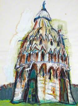 Baptistry, Pisa