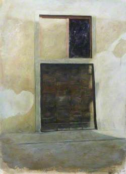 Untitled (Abstraction from a Doorway and Window)