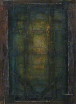 Untitled (Abstraction from Churches and Illuminated Scrolls)