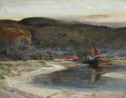 The Waterfoot, Carradale