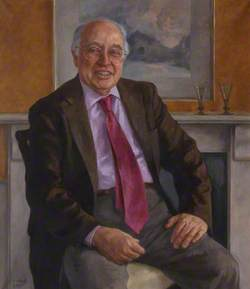 Sir Michael Francis Atiyah (b.1929), OM, FRS, HonFRSE