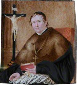 Right Reverend Dr Peter Baines (1786/1787–1843), OSB