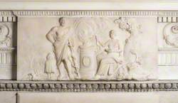 Aesculapius and Hygeia Sacrificing to the Gods