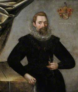 Amyas Chichester (1573–1622), Aged 35