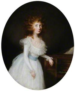 Mary McDonald Chichester (1768–1825), Wife of Thomas Hugh Clifford Constable