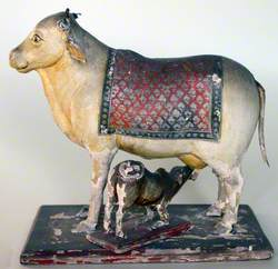 Figure of a Cow