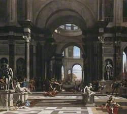 Alexander Slaying Cleitus