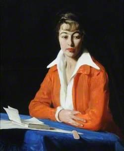 Miss Maude Nelke (d.1982)