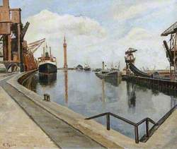 The Royal Dock, Grimsby, Lincolnshire