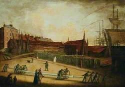 Westerdales Yard and Savile Street, Hull