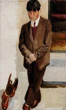 Study of Stanley Spencer (1891–1959)