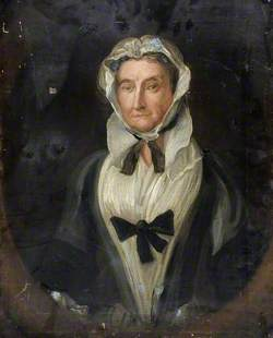 Portrait of a Lady in Mourning*